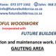 Needful Wood Work/Future Builders SA