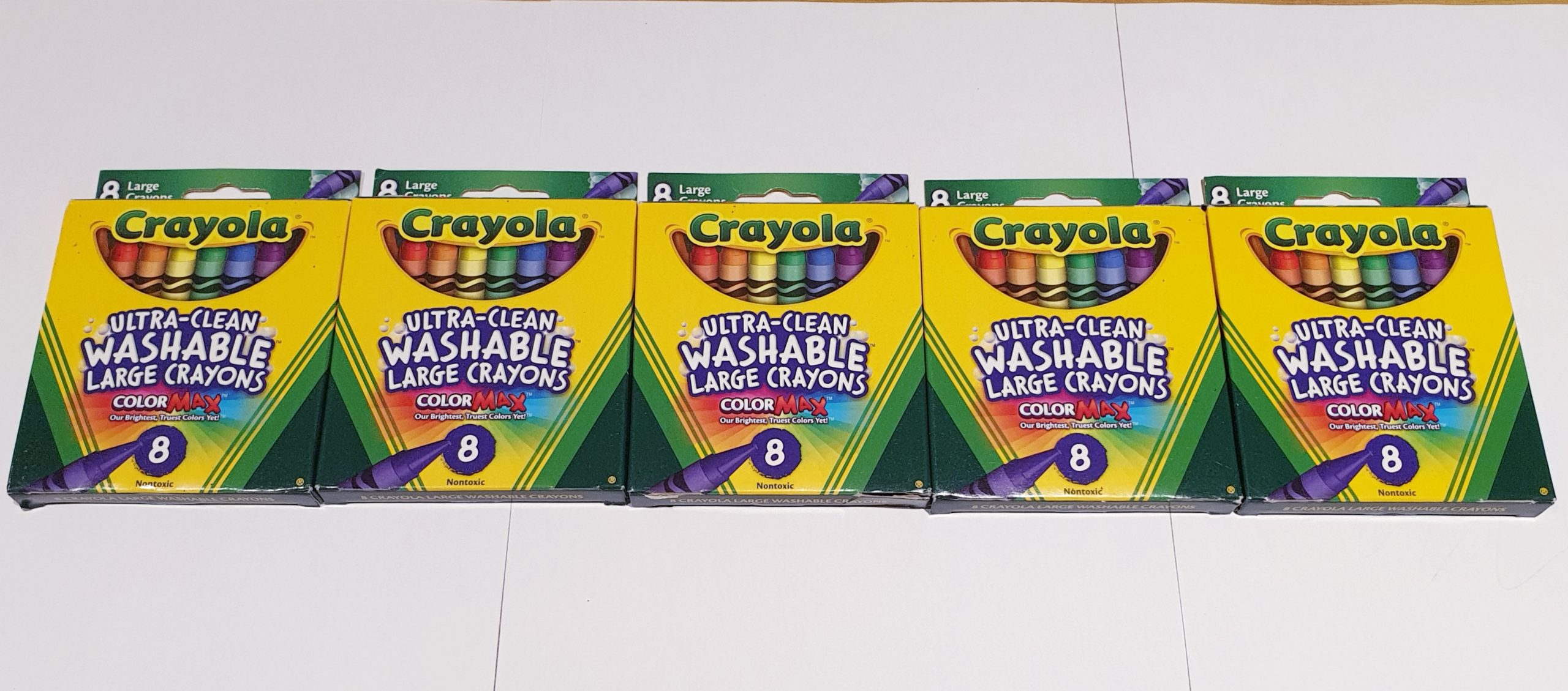 Crayola Wall Washable Crayons