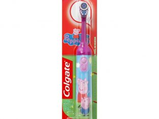Peppa Pig Electric Toothbrush – Colgate
