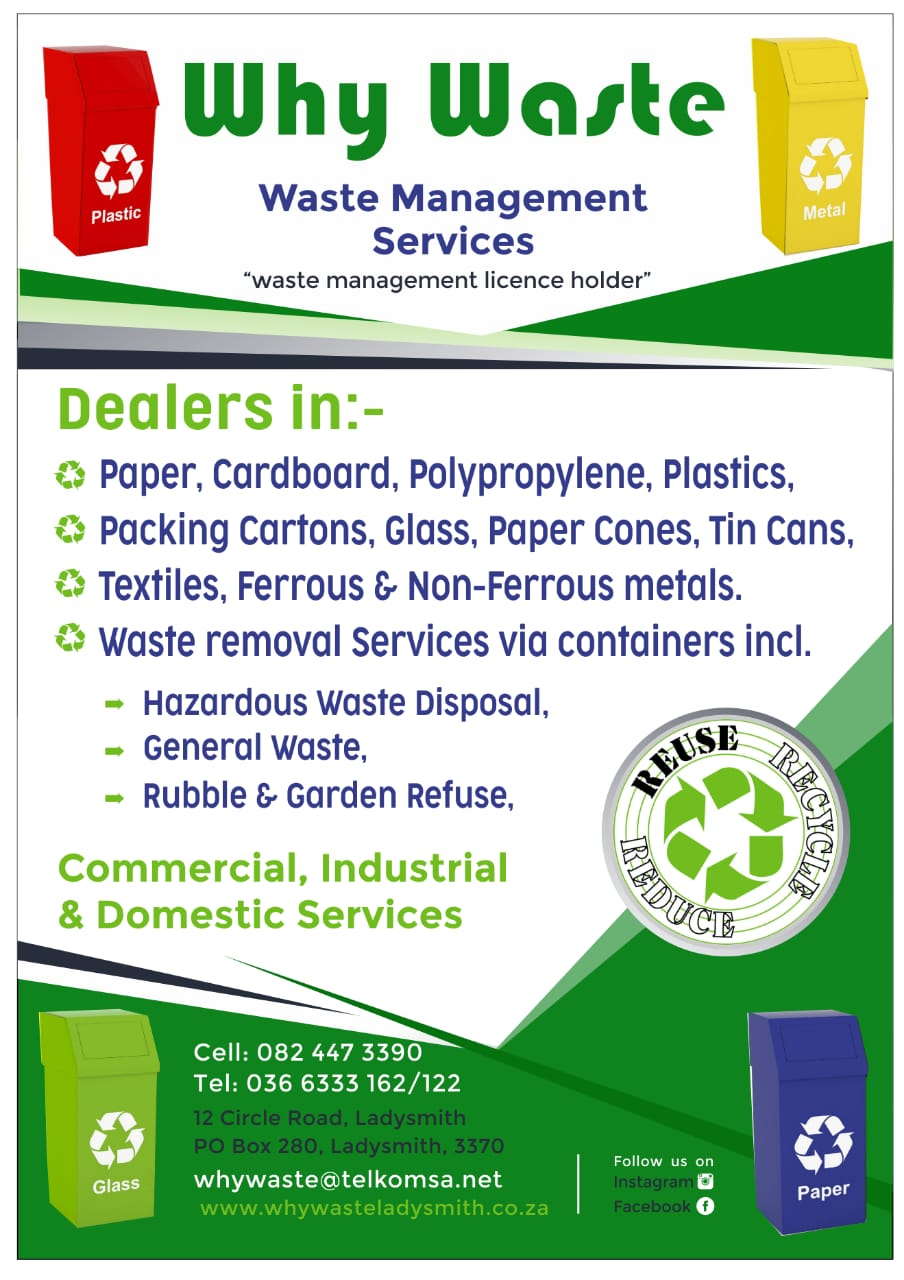 Why Waste Recycling