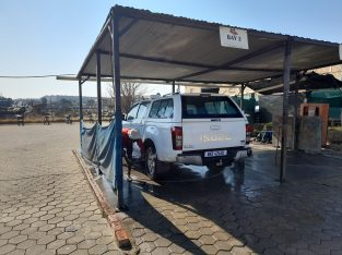 Carwash – Truckwash in Ladysmith