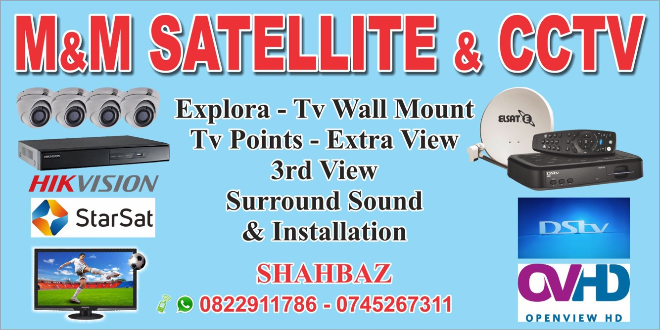 M&M SATELLITE & CCTV