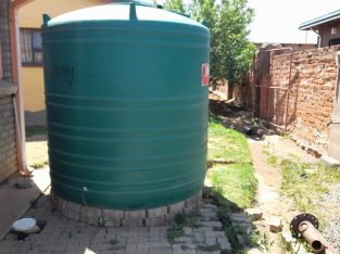 Jojo Water Tank For Sale in Qwaqwa