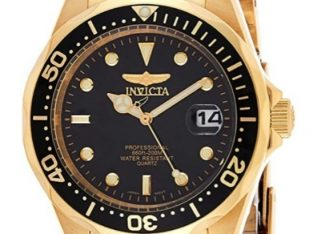 Gold Invicta Pro Diver Watch for sale in South Afr