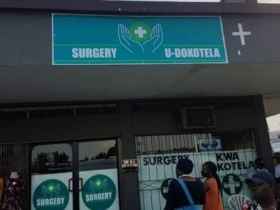 GP Doctors Medical Practice For Sale in Ladysmith