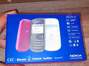 Old Nokia For Sale – Nokia Asha 201
