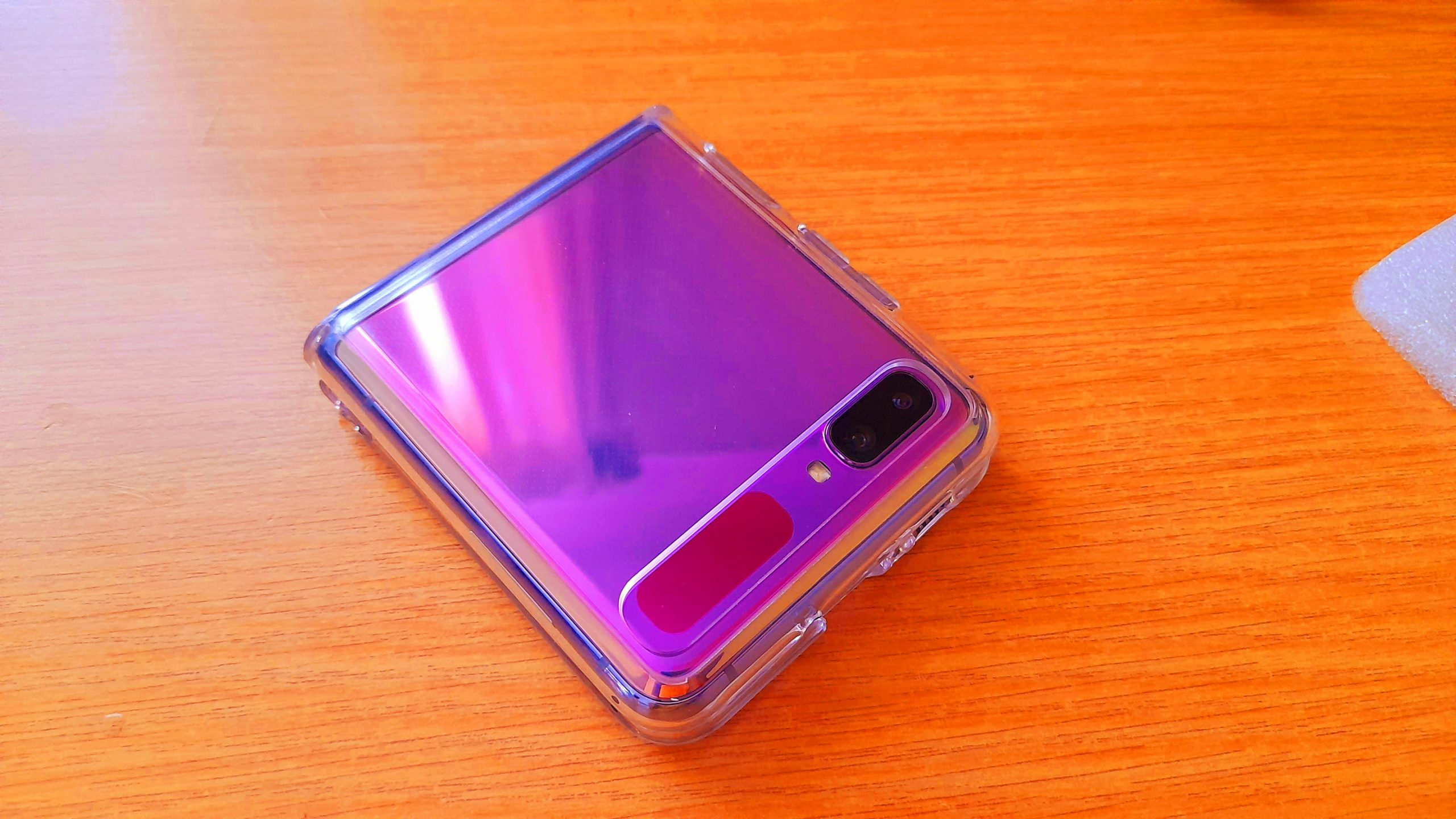 Samsung Galaxy Z-Flip Protective Cover for Sale