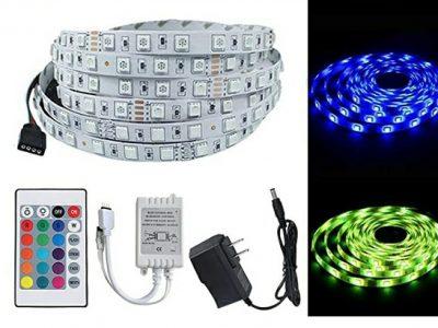 LED Stickon Strip – 5m – RGB 16 Colours