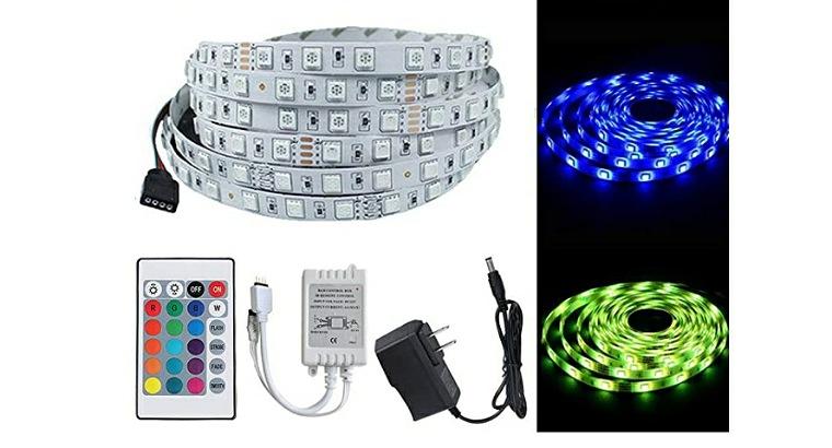 LED Stickon Strip – 5m – RGB 16 Colours – South Af