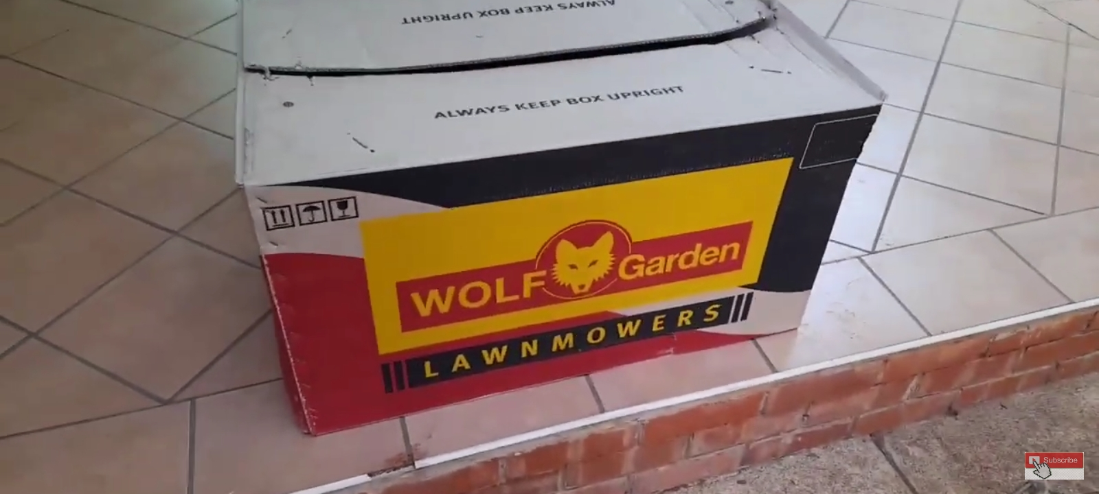 Wolf Lawn Mower for Sale – South Africa