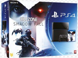 Playstation 4   Killzone Bundle   Jet Black