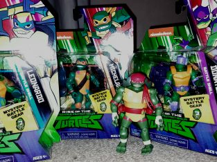 TMNT Turtles Action Figures for Sale