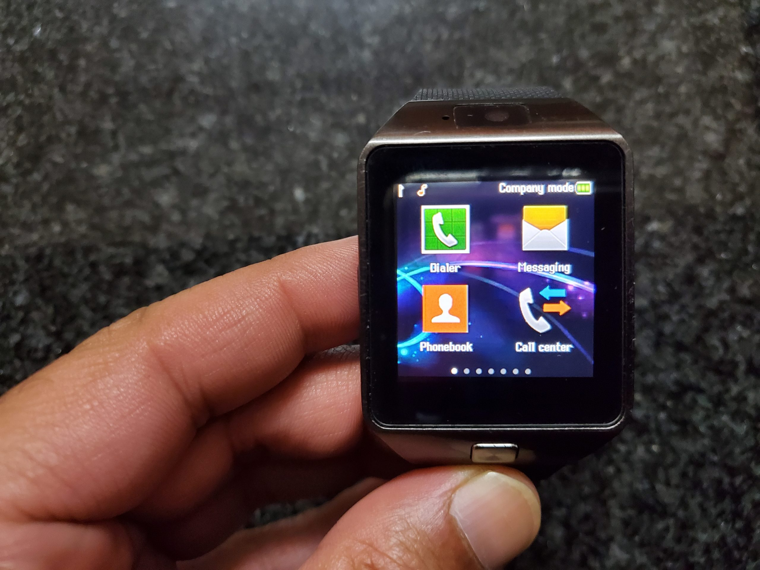 Sim Card Smart Watch for sale