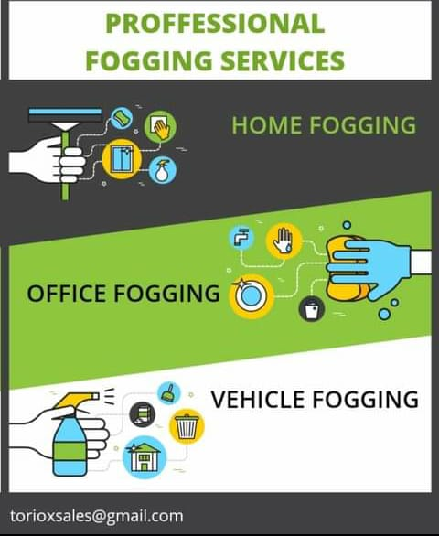 Professional Fogging Services in Durban and KZN