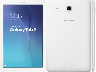 Samsung Galaxy Tab E Tablet for sale