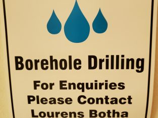 Borehole Drilling in KZN, Free State, Gauteng