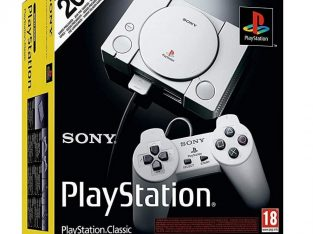 Playstation Classic with 20 Games for sale