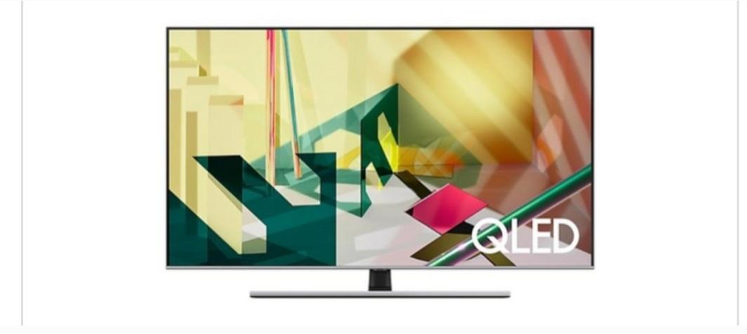 Samsung QLED 4K UHD 55inch TV – Q70T – For Sale