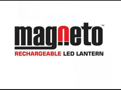 Magneto Rechargeable LED Lantern