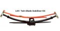 Toyota Hilux – Leaf Spring Suspension Upgrade
