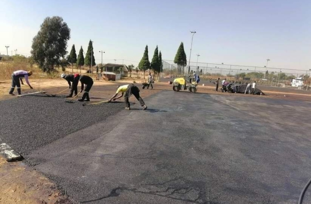 Tarmac Surfacing in South Africa