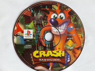 Crash Bandicoot | Playstation 1