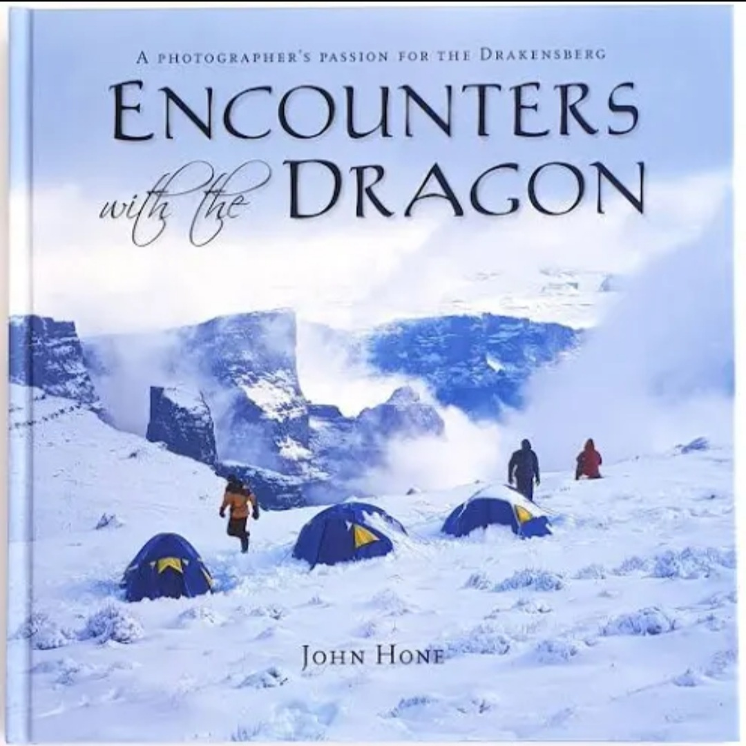 Encounters With The Dragon   John Hone   Hardcover