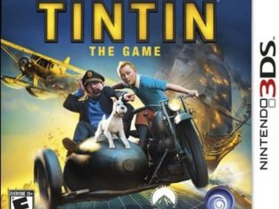 The Adventures of Tintin | The Game | Nintendo 3DS
