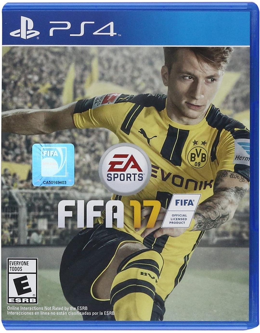 FIFA 17   PlayStation