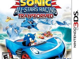 Sonic All☆Stars Racing | Transformed | Nintendo 3D