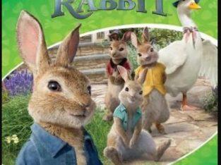 Peter Rabbit | My Busy Book | Playmat | 12 Figures