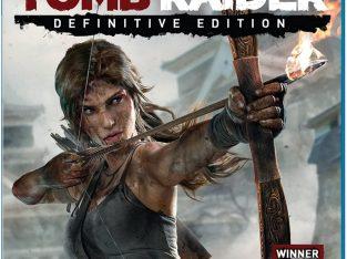 Tomb Raider: Definitive Edition | PlayStation 4