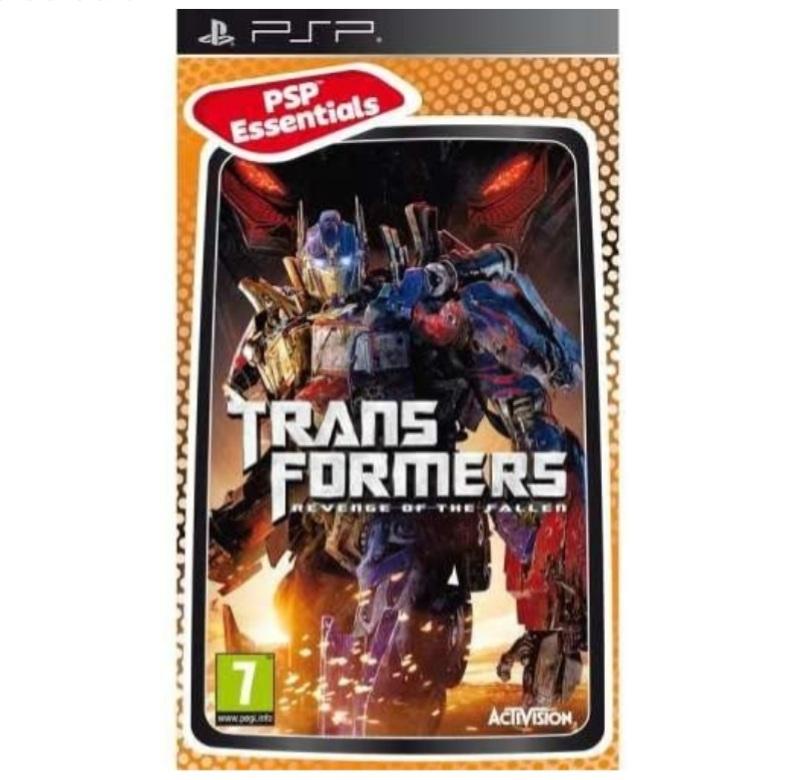 Transformers: Revenge of the Fallen | PSP