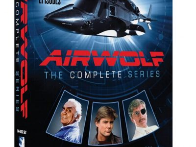 Airwolf | The Complete Series | DVD