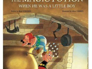 How Obelix Fell Into The Magic Potion | Asterix
