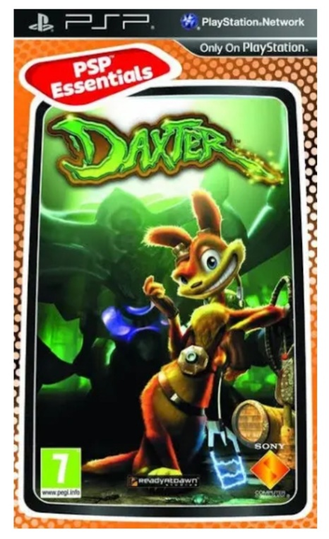 Daxter | PSP Essentials
