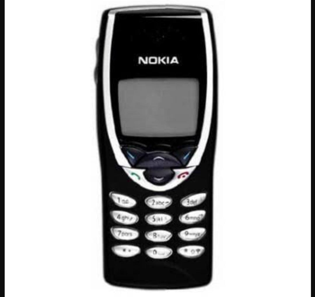 Nokia 8210   Black   Unlocked