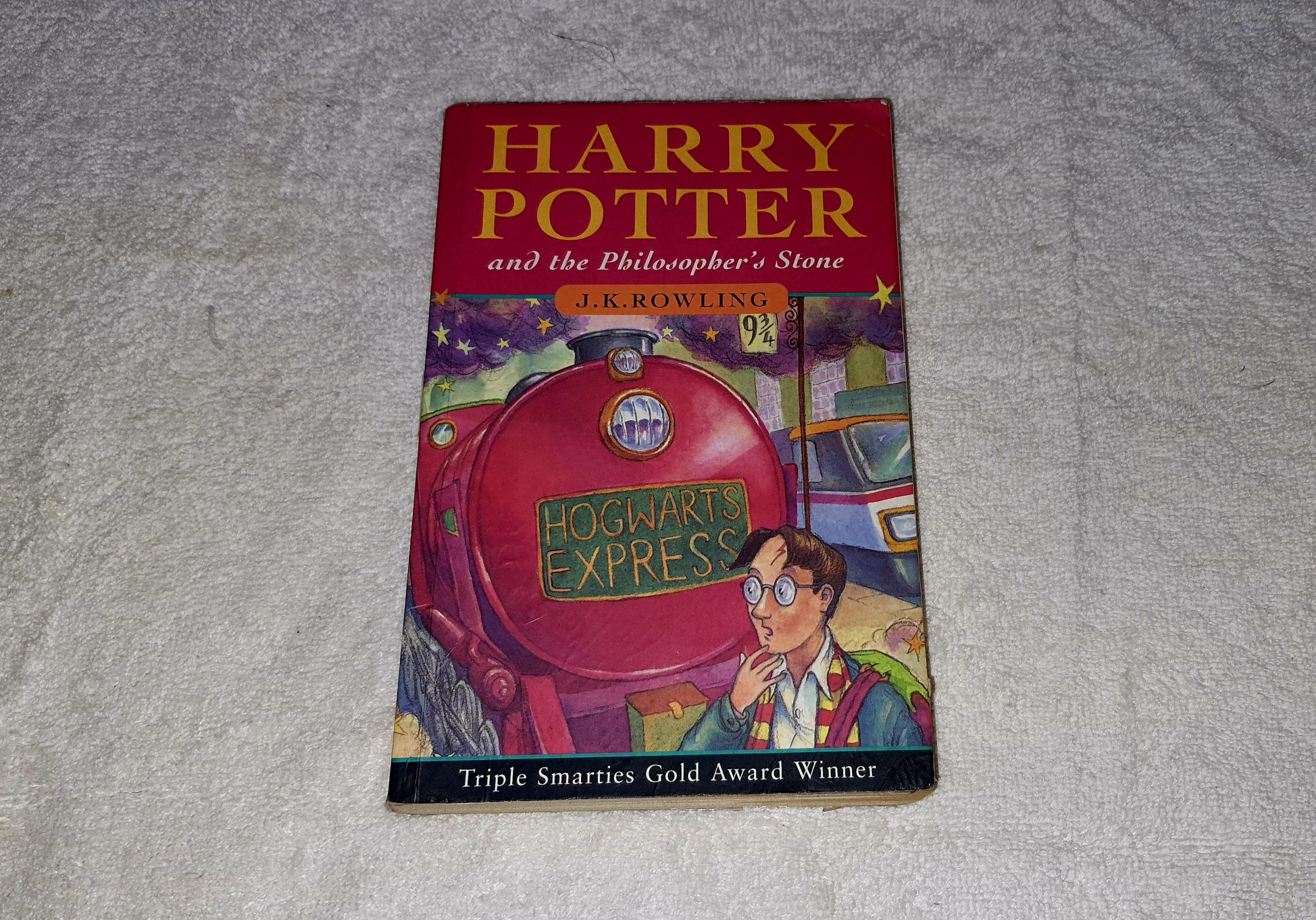 Harry Potter and the Philosopher's Stone | 1/62nd