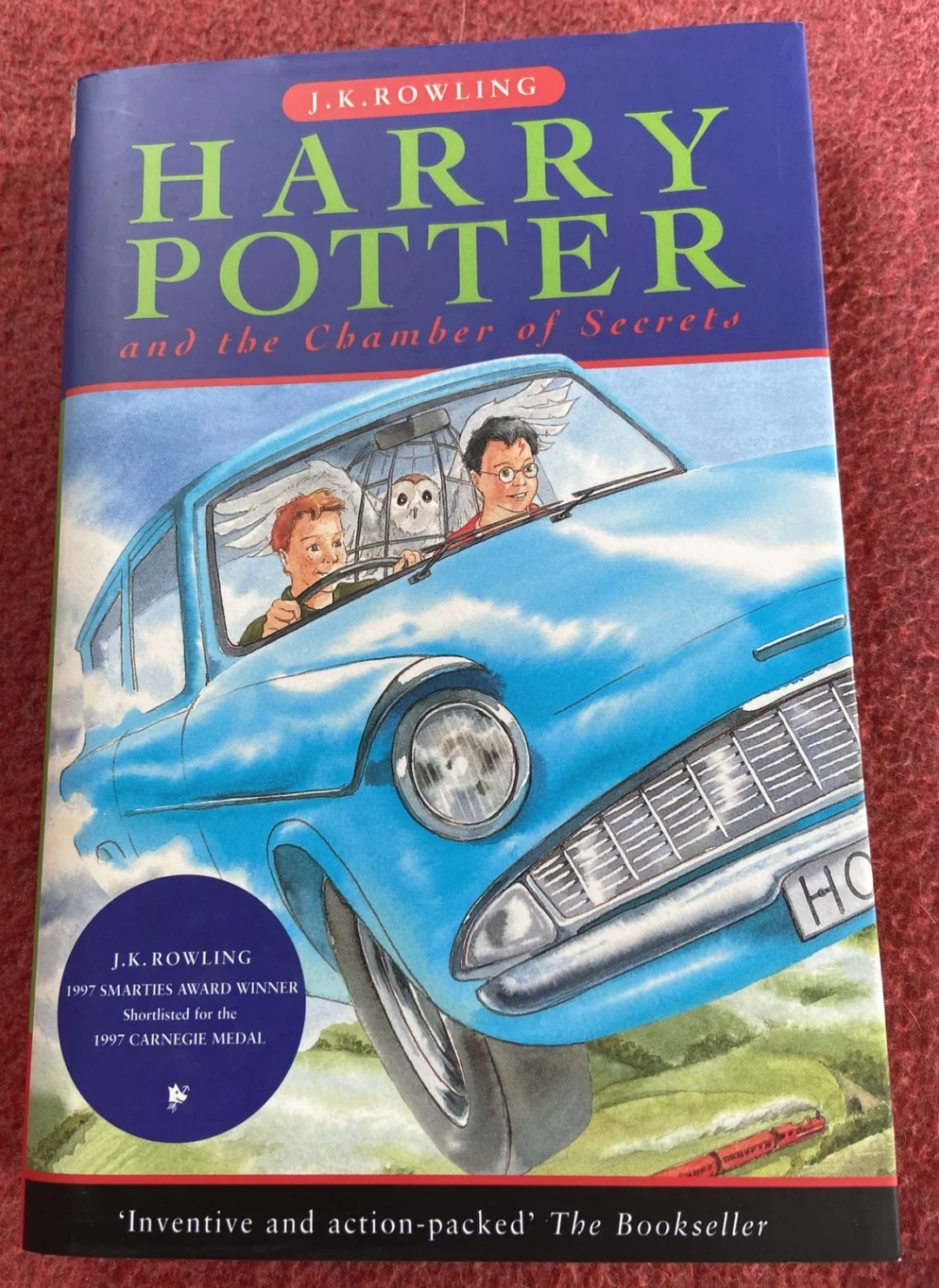Harry Potter and the Chamber of Secrets | 1/3rd