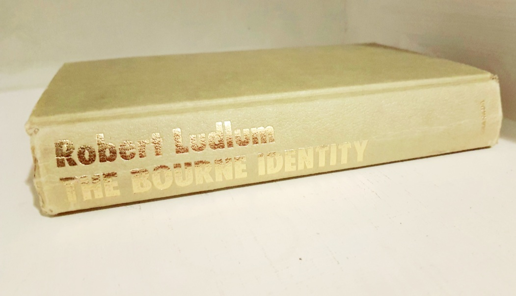 The Bourne Identity   Robert Ludlam   UK1/1