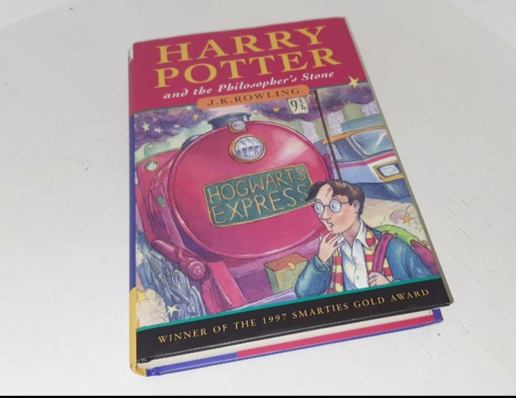 Harry Potter and the Philosopher's Stone | 1/3rd