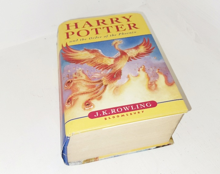 Harry Potter and the Order of the Phoenix   1/1