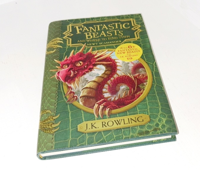 Fantastic Beasts and Where to Find Them | 1/1