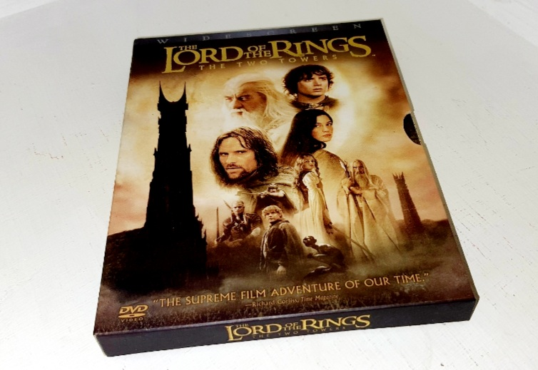 Lord of the Rings | The Two Towers | DVD