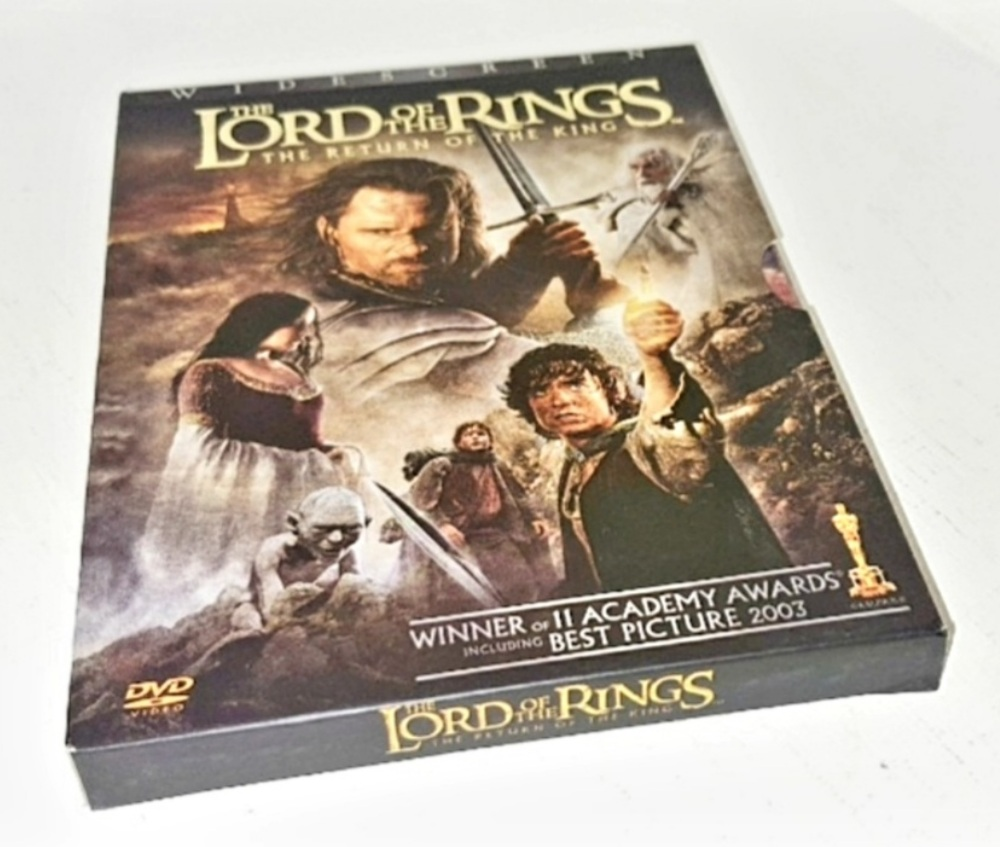 Lord of the Rings | The Return of the King | DVD