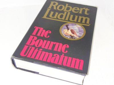 The Bourne Ultimatum | Robert Ludlam | 1/2
