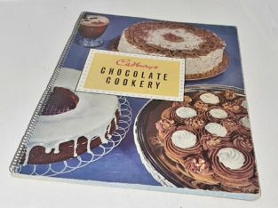 Cadbury's Chocolate Cookery | Softcover Bind