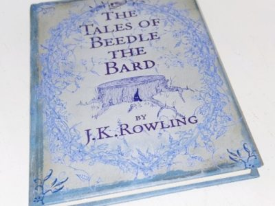 The Tales of Beedle the Bard | JK Rowling | 1/8