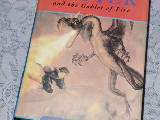Harry Potter and the Goblet of Fire | Hardcover