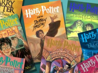 Sell Your Harry Potter Books To Us